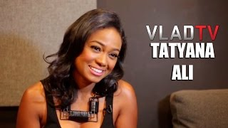 Tatyana Ali: I Didn't Fight for Roles Until After College
