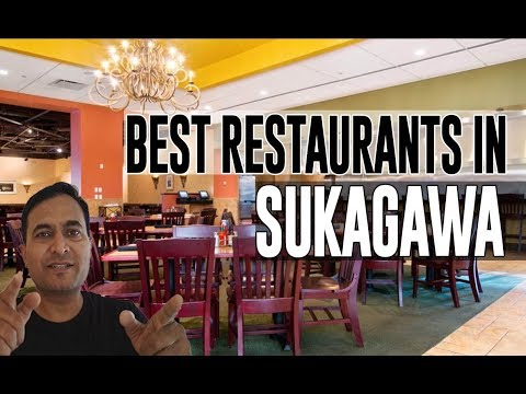 Best Restaurants and Places to Eat in Sukagawa , Japan