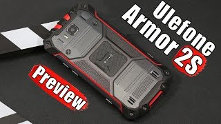 Ulefone Armor 2S Preview: Affordable Version of Rugged Phone (Official Video)