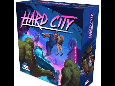 Hard City Review