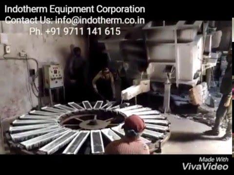 Aluminium Melting Furnace Aluminum Melting Furnace