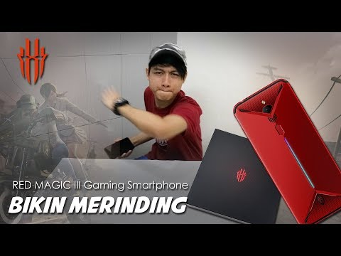 UNBOXING + REVIEW & GAMING TEST | NUBIA RED MAGIC 3 2019