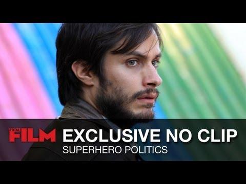 No Clip 'Can Superman Save Chile?'