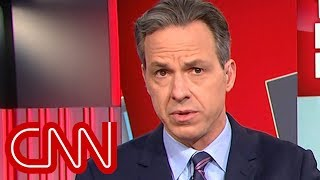 Tapper: Trump nastier to me than to Putin