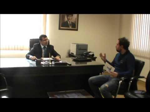 Alaşehir Devlet Hastanesi Başhekim'i Syn Op.Dr.Orhan Kırmalı Özel Röportaj
