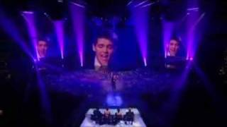 Joe McElderry XFactor 2009 The Climb Live Show
