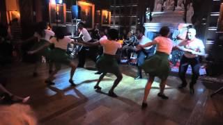 The Harlem Strutters - One O'Clock Jump - Hoppin' on the Hudson