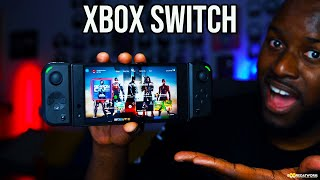 The Xbox Switch!