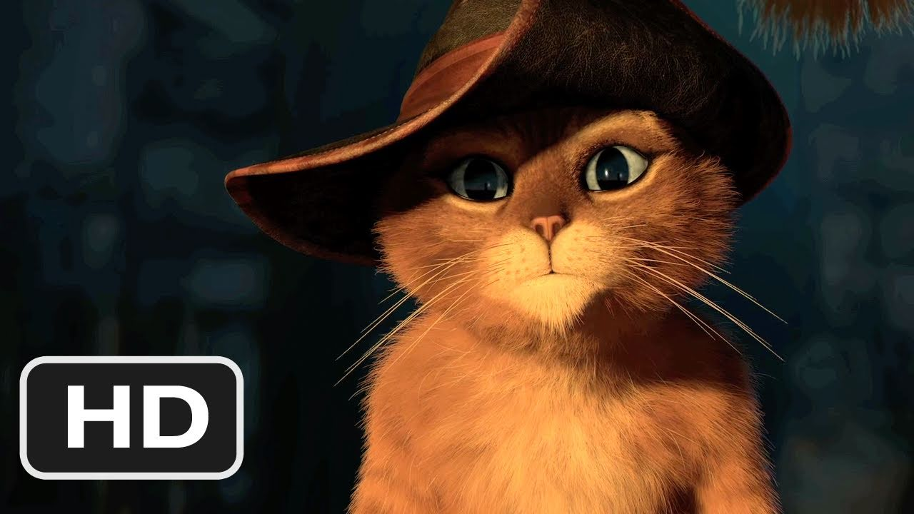 Movie Trailer:  Puss in Boots (2011)