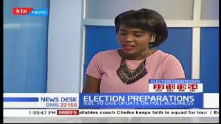 News Desk: Election Preparations