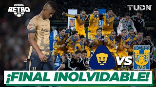 Futbol Retro: ¡Final cardiaca! NARRACIÓN ORIGINAL | Pumas vs Tigres | Final 2015 | TUDN