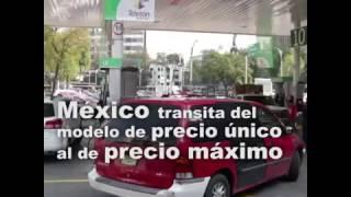 ¿Cómo se determinarán los precios máximos de las gasolinas para 2017?