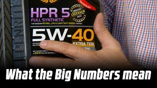 What the big numbers mean - Tech Talk