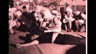 פורים 1962 - גברים במופע אגם הברבורים ועוד