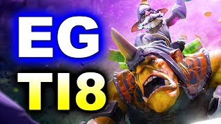 EG vs ixmike88 Stack! - NA FINAL - TI8 OPEN QUALS DOTA 2