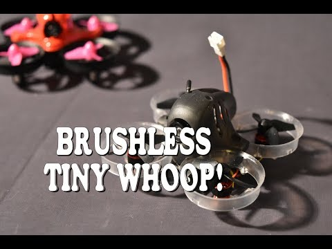 HB64 Tiny Whoop brushless! - Test e recensione -HB64 64mm 1S Brushless - Review