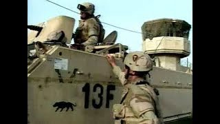 preview picture of video 'Task Force Danger in Tikrit, Iraq'
