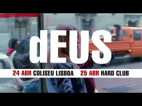 dEUS | THE IDEAL CRASH TOUR