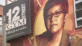 Center City Residents Fighting To Save Mural Of Latina Activist Gloria Casarez