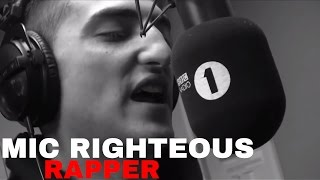 Mic Righteous - Fire in the booth (part 2)