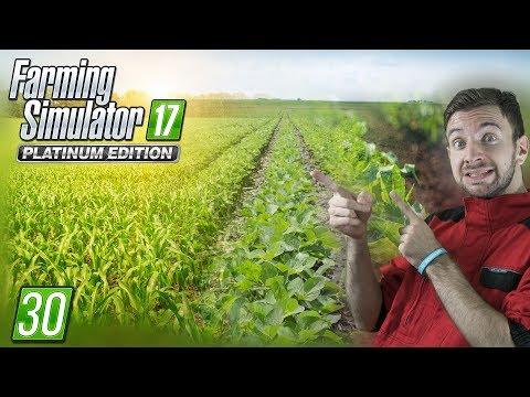 VELIKÉ ZASÍVÁNÍ! | Farming Simulator 17 #30