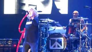 Chickenfoot - My Kinda Girl - WaMu Theater - Seattle - 06-06-2012