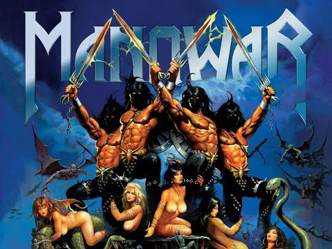 Manowar - The Gods Made Heavy Metal