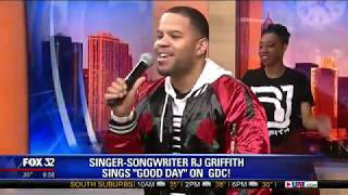 RJ Griffith - Fox 32 Good Day Chicago Performance