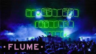Never Be Like You feat. Kai (Primera Fila) - Flume feat. kai (Video)
