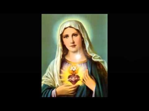 Santo Rosario en latín.