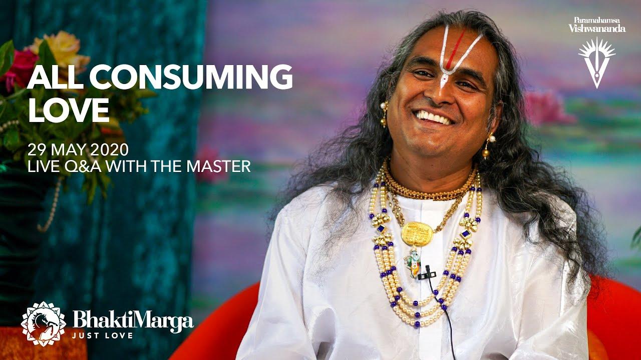 Satsang Live with the Master 29 May 2020