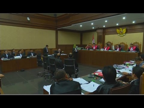 Breaking News! Sidang Megakorupsi E-KTP, Agus Martowardyo & Ganjar Pranowo Bersaksi