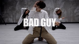 Billie Eilish   Bad Guy  Jin.C Choreography