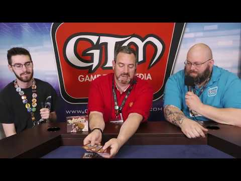 Thieves demo with GTM at Origins 2018