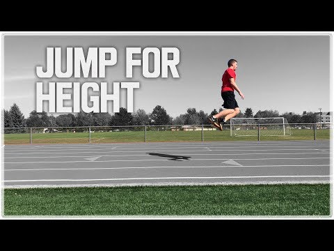 Power Skips for Height | How To Jump Higher Off One Foot!