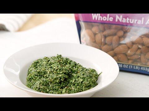 Pesto Whole Natural Almonds