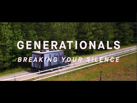 "Generationals - ""Breaking Your Silence"""