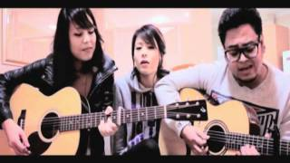 WHEN YOU LOOK ME IN THE EYES | JONAS BROTHERS (Jayesslee/Andrew Garcia Cover)