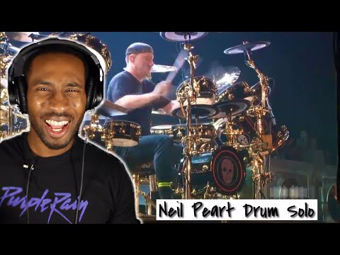 Gospel Drummer REACTS to Neil Peart Drum Solo Rush Live in Frankfurt