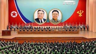 Ким Чен Ын принял участие в парламентской сессии в Пхеньяне