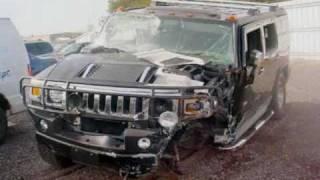 Hummer Crashes