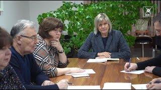 Состоялось очередное заседание совета Общественной палаты