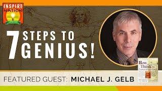 🌟  How to Think Like Leonardo da Vinci! - Seven Steps to Genius Every Day!   MICHAEL GELB