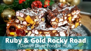 Ruby & Gold Rocky Road