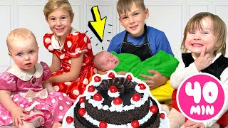 Five Kids Birthday + more Children's videos