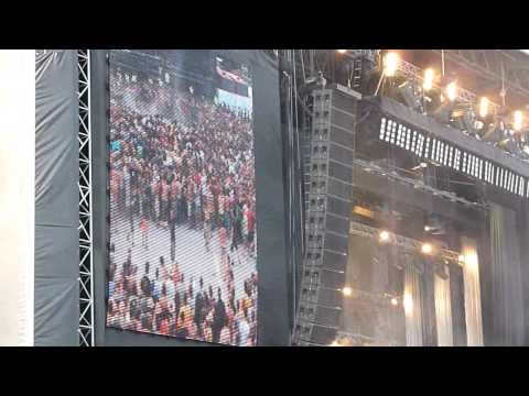 Wall of Death bei Farin Urlaub (Der ziemlich okaye Popsong) [HD] live