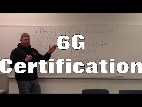 6G Welder Certification - YouTube