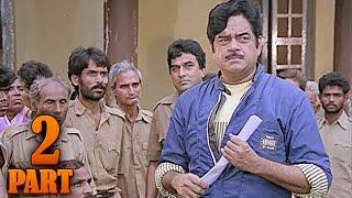 Jawab Hum Denge 1987  Jackie Shroff Shatrughan Sinha Sridevi  Hindi Movie Part 2 Of 8  HD