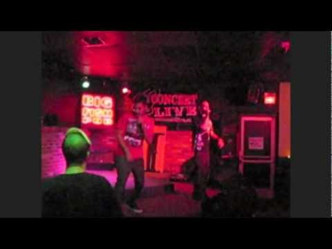 Tyler Chaz & Noxious Skillz 2011@ Big Fish Pub AZ