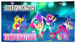 Just Dance 2021: Temperature por Sean Paul | Gameplay oficial